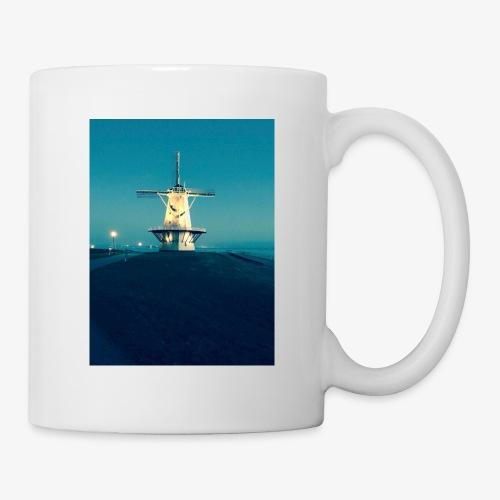 Windmühle an der Küste - Tasse