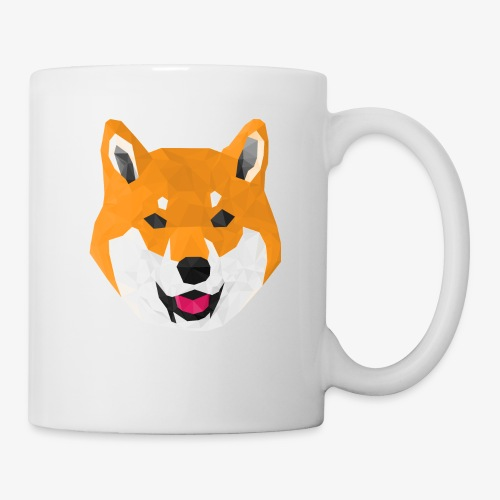 Shiba Dog - Mug blanc