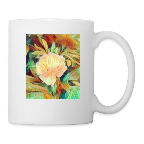 Flower - Tasse