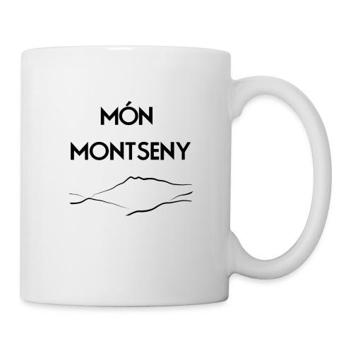 logo monmontseny - Taza