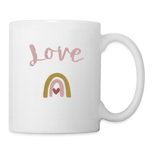 Love/Liebe - Tasse