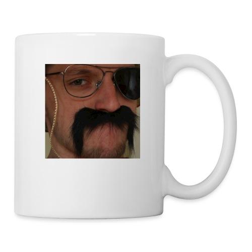 Bigface Moldave Mexicano édition - Mug blanc