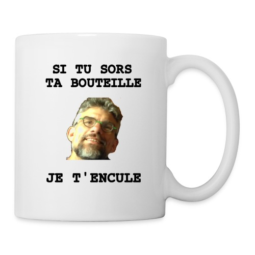 Schott ! Schott ! SchottSchottSchottSchott ! - Mug blanc