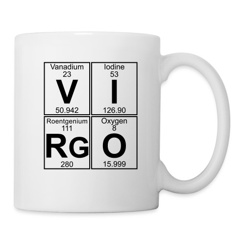 V-I-Rg-O (virgo) - Mug