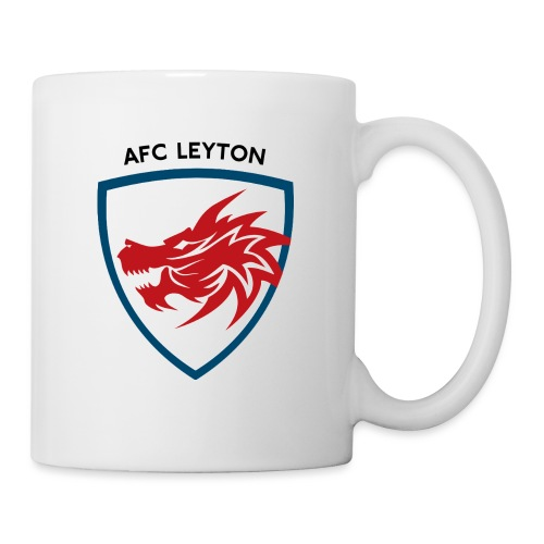 AFC Leyton Logo (Black) - Mug