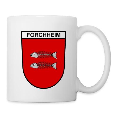 wappen forchheim3 - Tasse