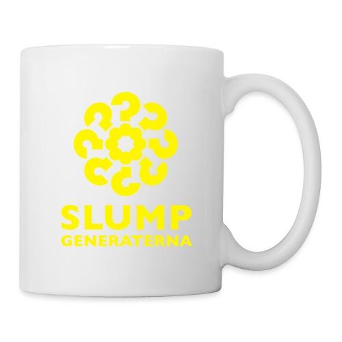 Slumpgeneraternas partisymbol - Mugg
