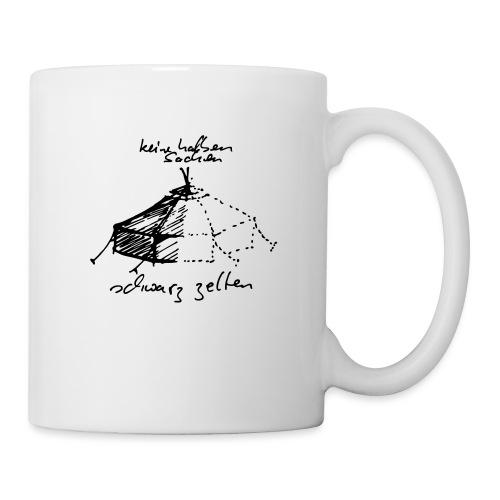 keine halben Sachen - Tasse