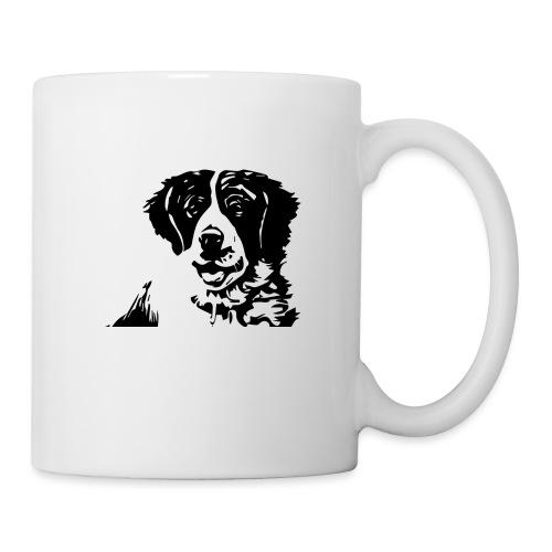 Barry - St-Bernard dog - Tasse