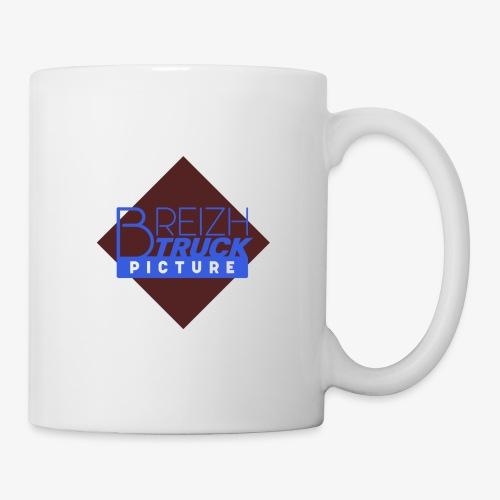 Logo 5 - Mug blanc