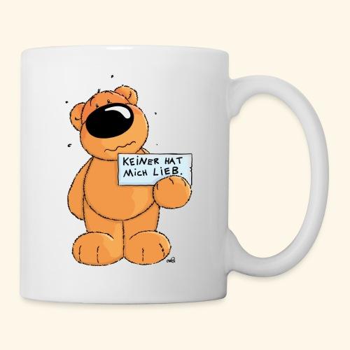 chris bears Keiner hat mich lieb - Tasse