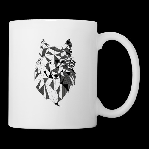 Polygoon wolf - Mok