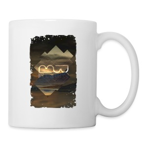 Men's shirt Album Art - Mug