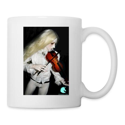 Vampire Violin Gothic Music Fantasy Enchanted - Mug