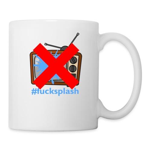 #fucksplash - Mugg