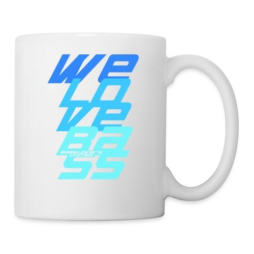 WeLoveBass08 - Tasse