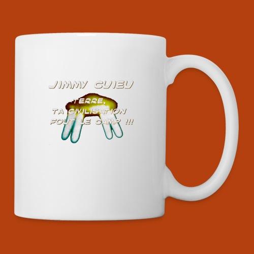 JIMMY GUIEU - Mug blanc