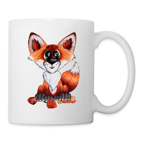 llwynogyn - a little red fox - Muki