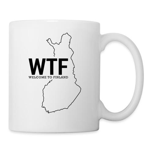 Kotiseutupaita - WTF - Muki