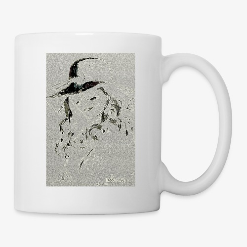 Fillechapeau - Mug blanc