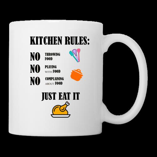 Kitchen Rules - Tasse