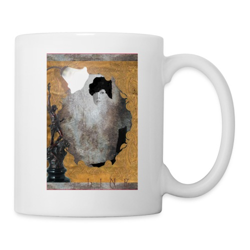 LINE - Mug blanc