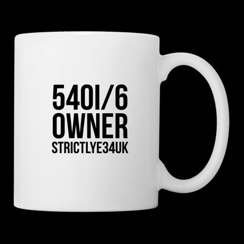 540I/6 Owner - Mug