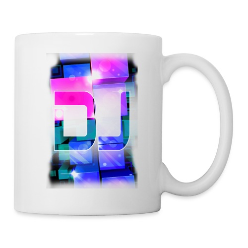 DJ by Florian VIRIOT - Mug blanc