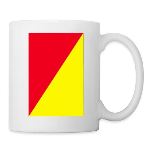 Anima giallo-rosso - Tazza