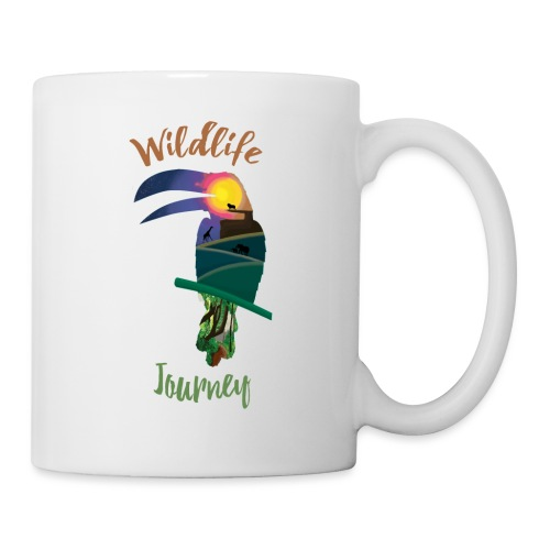 Wildlife Journey - Tasse