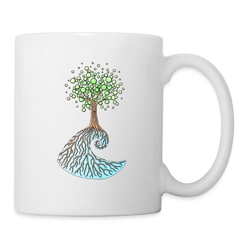 Wellenbaum - Tasse