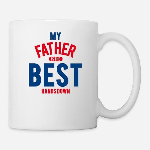 OmaAdele - Best Dad red - Tasse