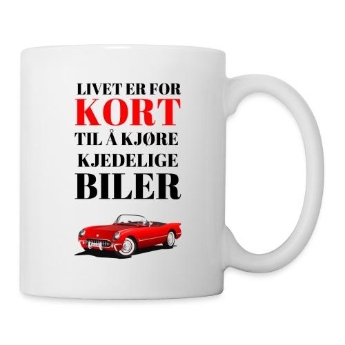 Bilinteressert - Kopp