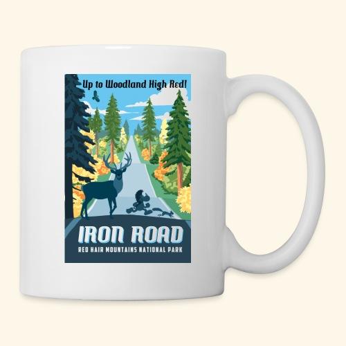Iron Road - Tasse