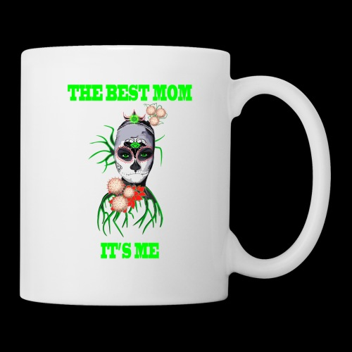 LA MEILLEURE MAMAN C'EST MOI - Mug blanc