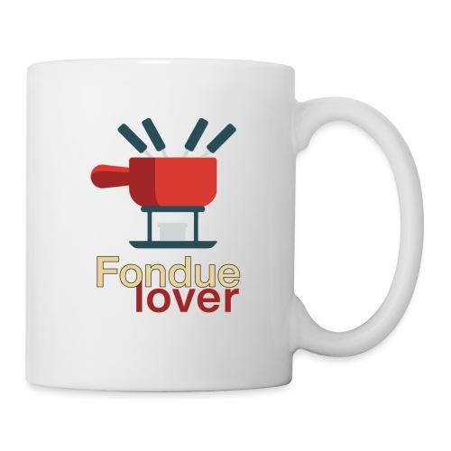Fondue lover - Tasse