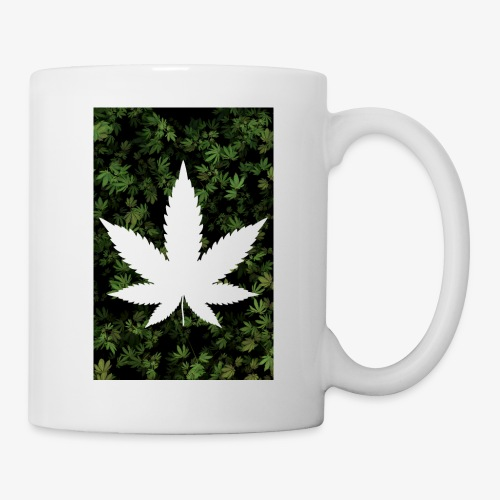 Weed_Design - Tasse