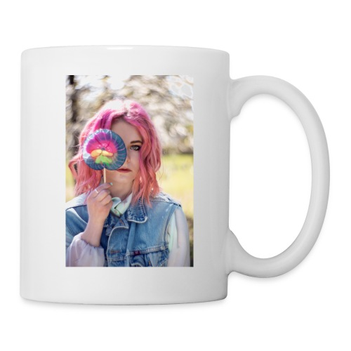CANDY GIRIL WITH LOLLI - Tasse