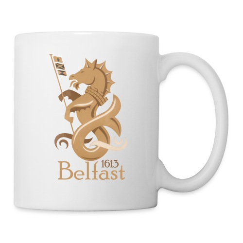 Belfast 1613 Seahorse - Mug