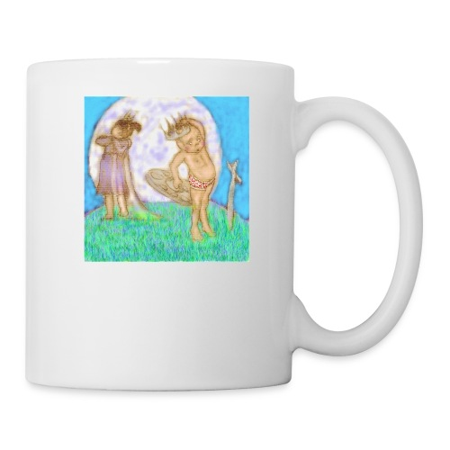 Arthur & Guinevere.. before things got complicated - Mug