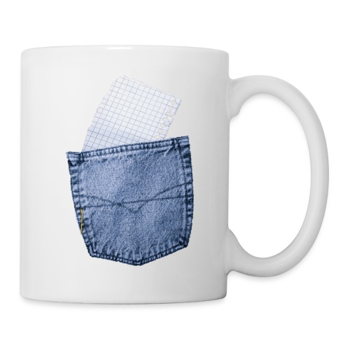 Jeans Baggy by #OneCreativeArts - Tasse