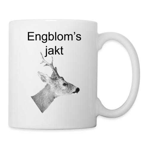 Officiell logo by Engbloms jakt - Mugg
