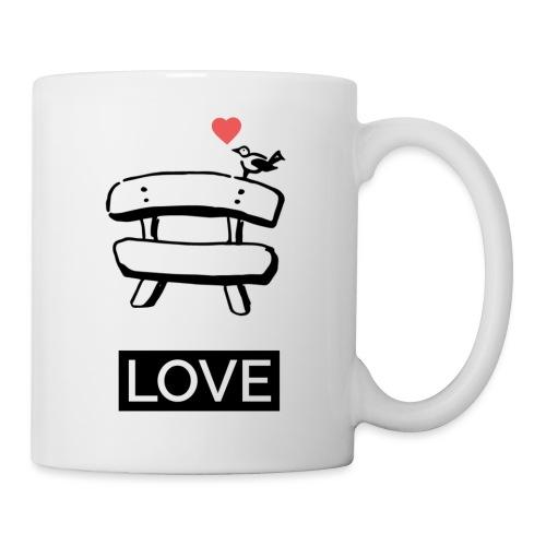 Bankerl Love - Tasse
