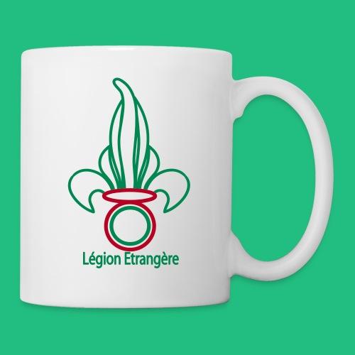 GRENADE LEGION - Mug blanc