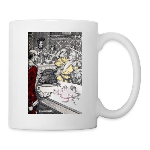 The Black Bull Dinner - Mug