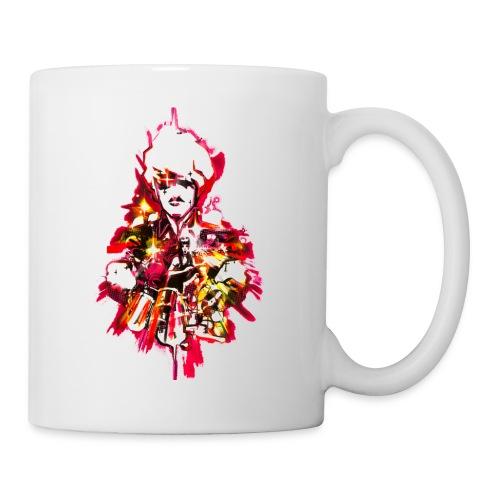 cerrone graphique - Mug blanc