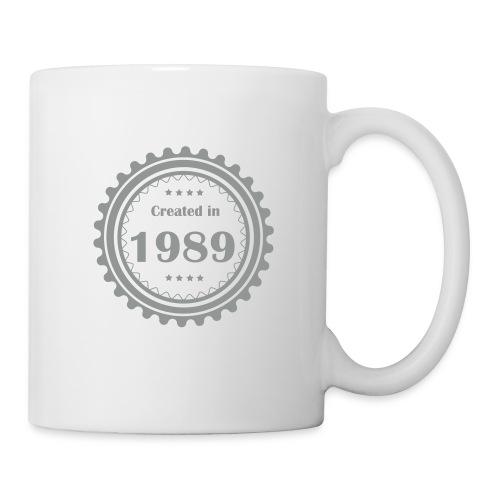 Retro Logo - Tasse
