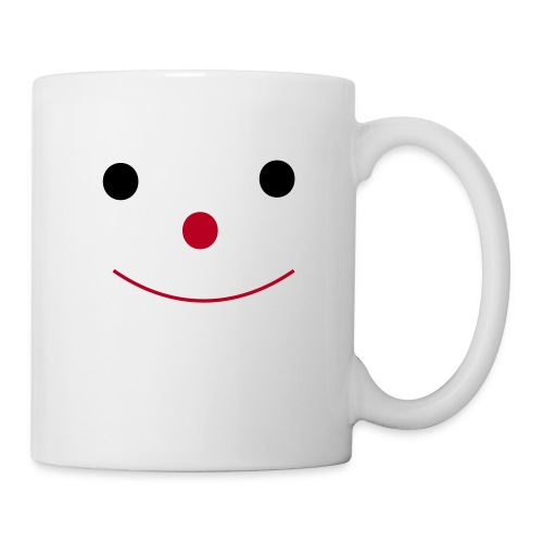 Happy Smileday smiley face - Mug
