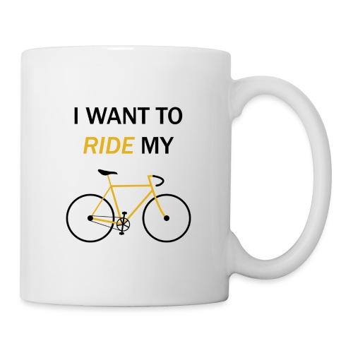 I want to ride my bike - Tazza