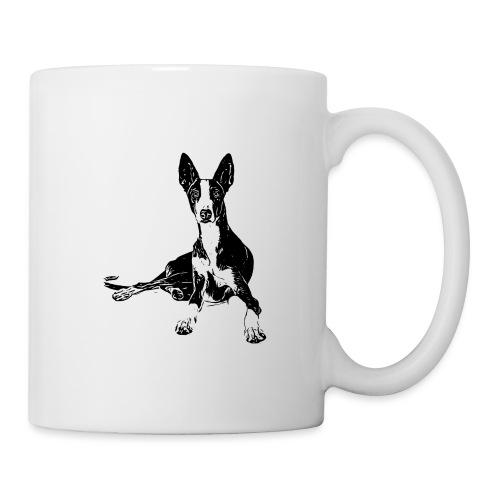 Podenco Hunde Design Geschenkidee - Tasse